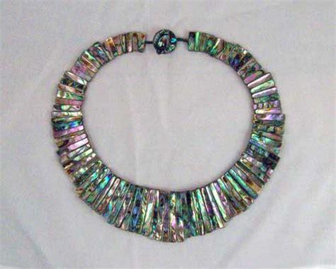 Abalone Necklace 002 Trading Company