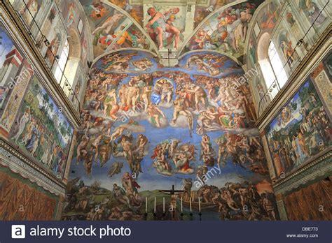 fresco michelangelo fresko michelangelo in der sixtinischen kapelle