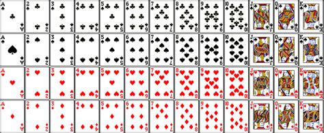 make a deck of cards pages artprojects thinkgyminformation gifs board