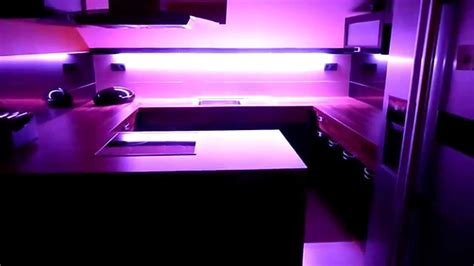 kitchen mood lighting kitchen with rgb led smd 5050 ir remote mood light