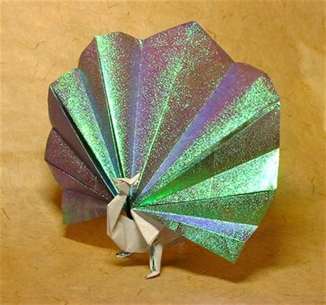 how to make origami peacock origami peacocks gilad s origami page