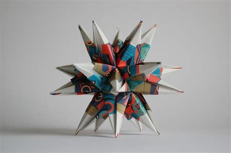 Origami Moravian Ho Ho Ho Ideas