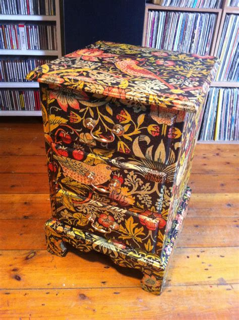 decoupage furniture lorsten 187 decoupage drawers furniture morris 2