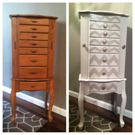 make jewelry armoire how to make a simple jewelry box out of wood woodworking