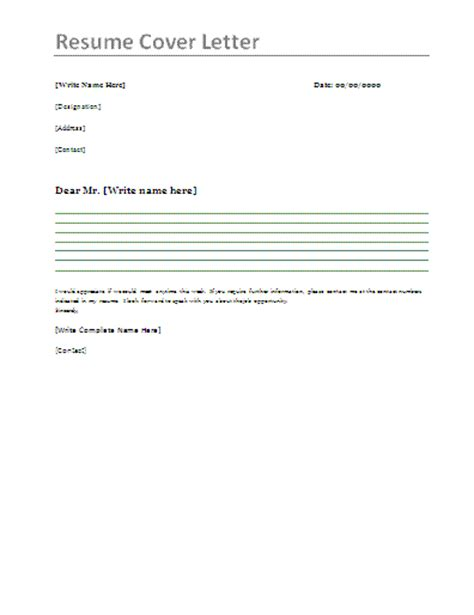 cover letters sample letters learn how to write a letter