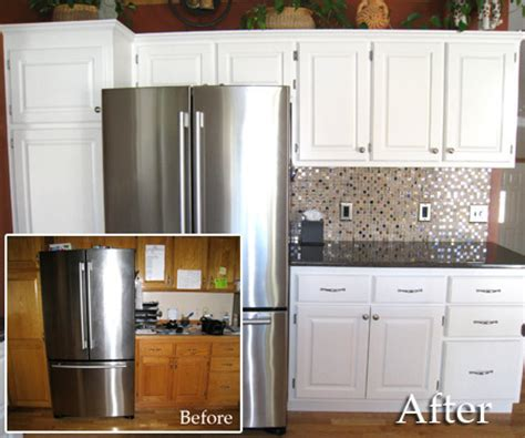 spray painting laminate kitchen cabinets decor disputes can you really make kitchen cabinets