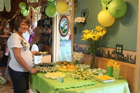 blue green and yellow baby shower decorations Archives   Baby Shower DIY