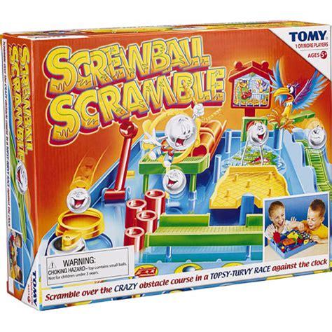 screwball scrabble screwball scramble the toyworks