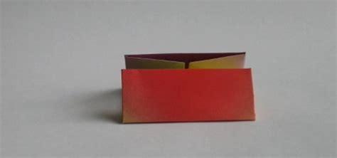 fold origami box how to fold an origami box 171 origami wonderhowto