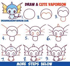 the beginner chibis pdf how to draw chibi kawaii sylveon from in easy