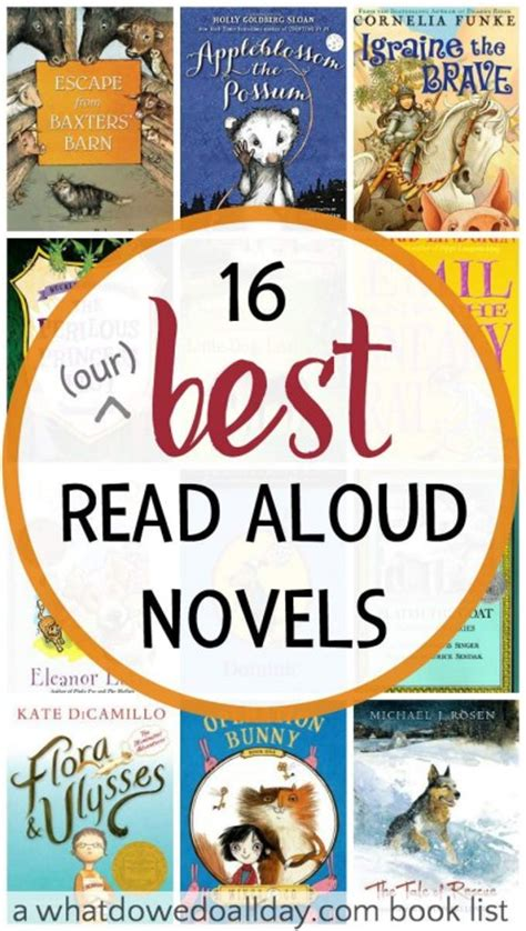 best read aloud picture books our best read aloud chapter books of 2015