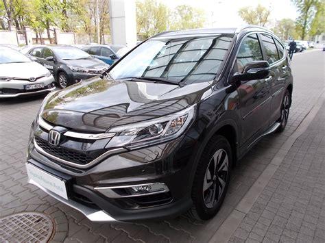 Executive Honda by Honda Cr V 1 6i Dtec Executive Honda Sen Inne 2015 R