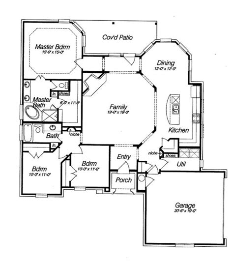 open floor plans for homes 17 best ideas about open floor house plans on
