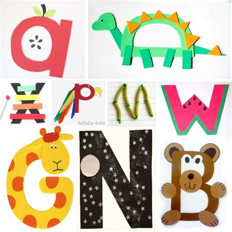 alphabet crafts for crafts for preschoolers for the letter a