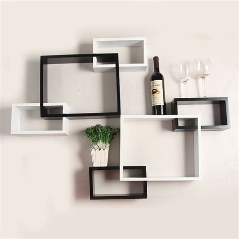 decorative wall shelves for your home