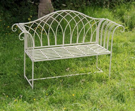 antique shabby chic garden bench savvysurf co uk