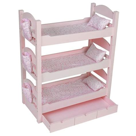 our generation bunk beds bunk beds trundle sleeps 4 18 quot dolls our generation