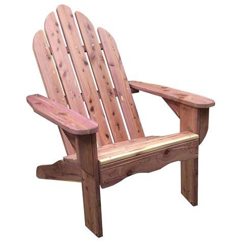 What Is An Adirondack Chair by Amerihome Amish Made Cedar Patio Adirondack Chair 801712