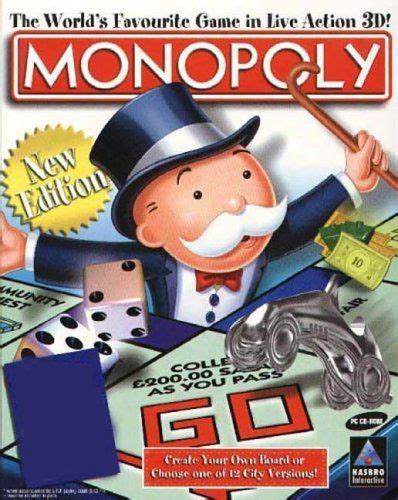 for pc from hasbro monopoly pc on collectorz