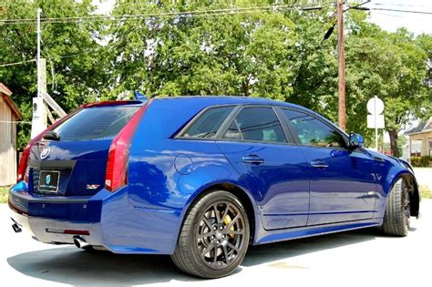 2014 Cadillac Cts For Sale by 2014 Cadillac Cts V Wagon Manual Cars For Sale