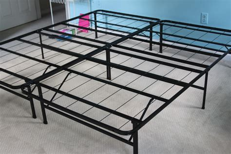 convert bed frame to platform bed how to convert two beds to a king shine your light