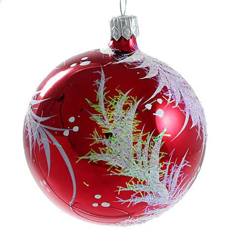 ebay ornaments quot twig quot glass ornament glossy ebay