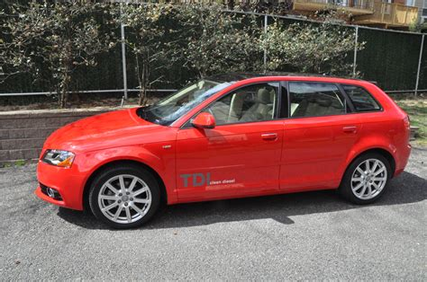2012 Audi A3 Tdi Mpg by 2012 Audi A3 Tdi Review And Test Drive The Green Car