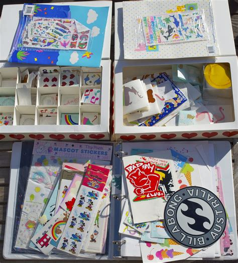 great for the of the uus who collected stickers with sticker faience