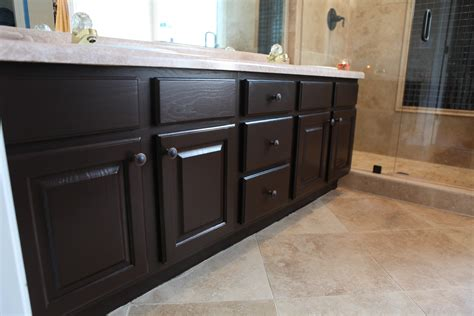 paint colors for kitchen with espresso cabinets bathroom cabinets painted with rustoleum cabinet