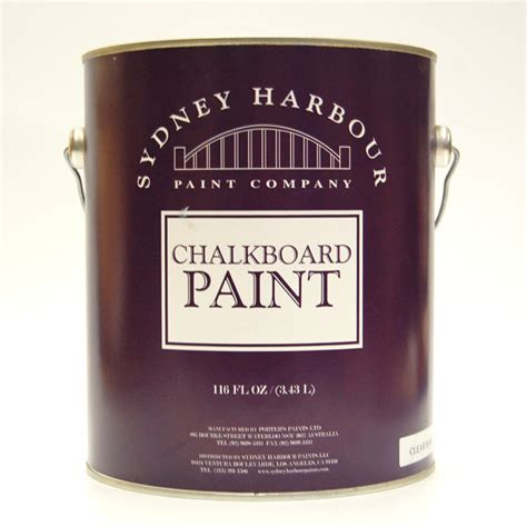 chalk paint exterior sydney harbour exterior chalkboard paint black gallon