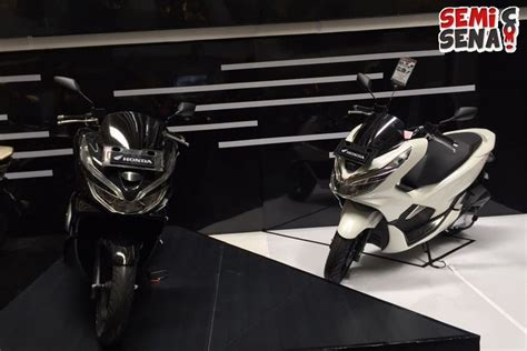 Pcx 2018 Semisena by Honda Pcx 150 Terjual Ribuan Unit Semisena