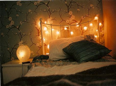 lights on bedroom wall winsome bedroom with room decor theme with bed