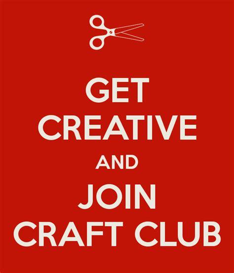 craft club for st johns welling craft club