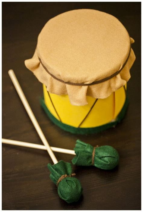 drum crafts for diy sweet and simple coffee can drum must do