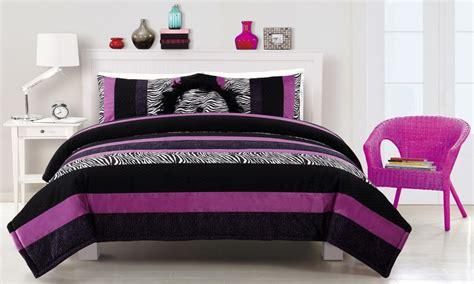 purple bedroom set black and purple comforter sets size bedroom sets