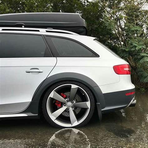 Audi Allroad Rims by Audi A4 Avant Allroad On S Line Wheels Audi Vorsprung