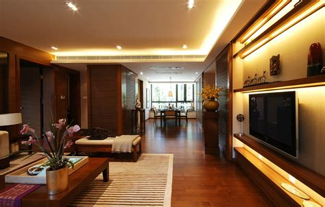 tv in dining room living dining room wood furniture tv wall and lighting