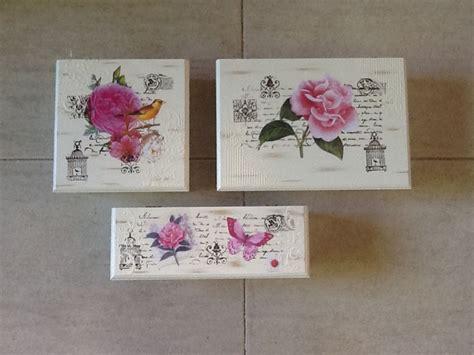 decoupage vintage cajas de te artesan 237 as y decoupage