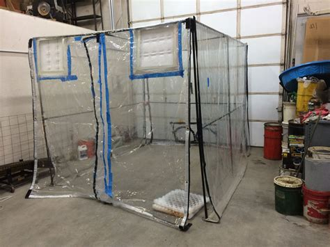 spray painting booth the spray booth friend or foe