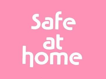 for to do at home file safe at home logo jpg