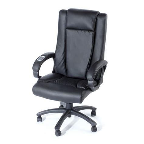 Shiatsu Office Chair by Homedics Shiatsu Massaging Office Chair Electronics