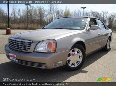 2000 Cadillac Sedan by Bronzemist 2000 Cadillac Sedan Neutral Shale