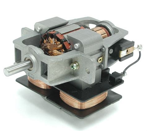 Ac Motor Working by Universal Motor Construction Working And Application