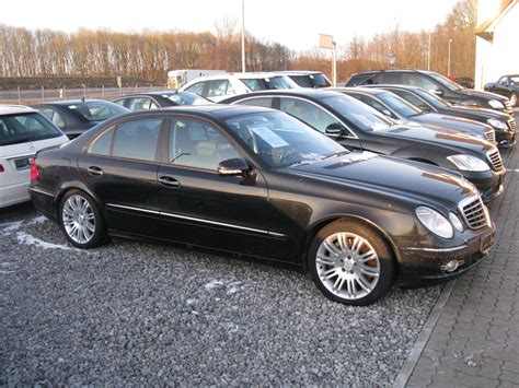 Mercedes E420 by File Mercedes E420 Cdi W211 6903892019 Jpg