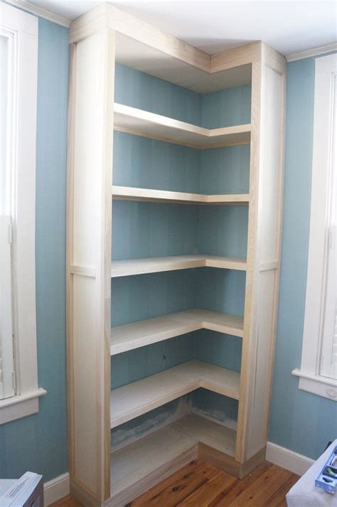 inexpensive bookshelves how to build inexpensive bookshelves that look built in