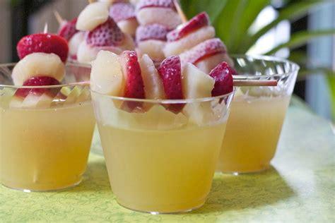 non alcoholic punch recipes for sparkling celebration punch recipe non alcholic divas
