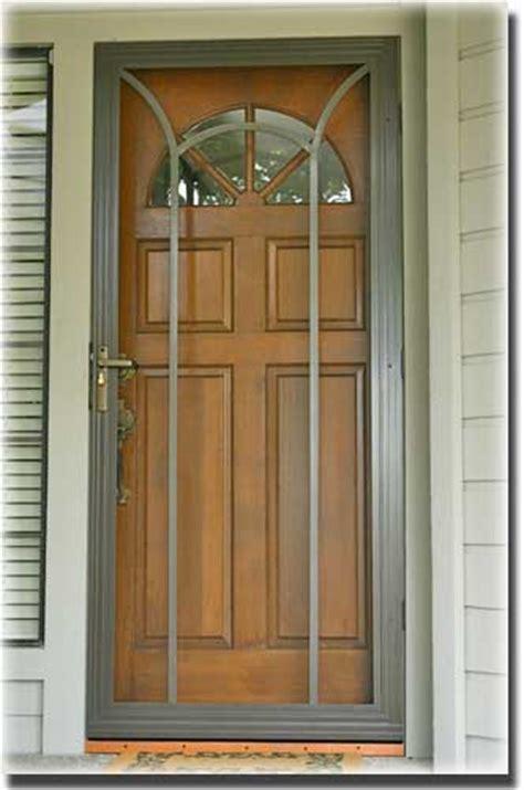 front door screens swinging screen doors sacramento ca a to z screens