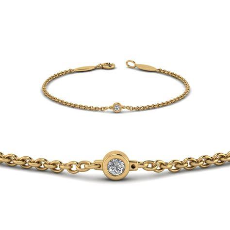 bracelet with single chain bracelet fascinating diamonds