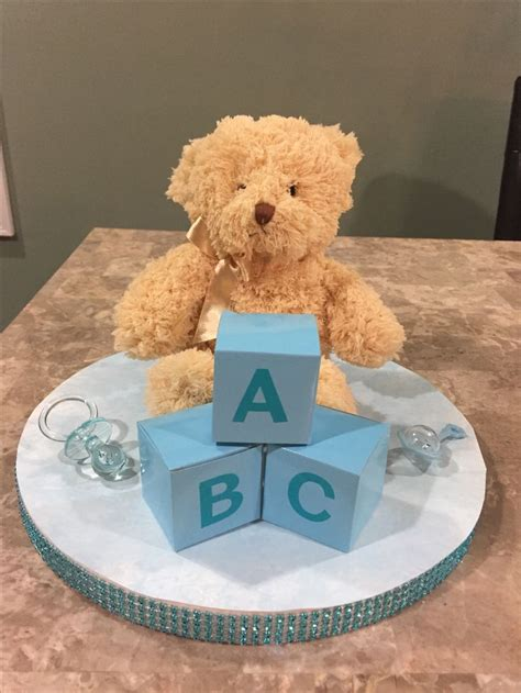 teddy centerpieces for baby shower best 20 teddy centerpieces ideas on baby