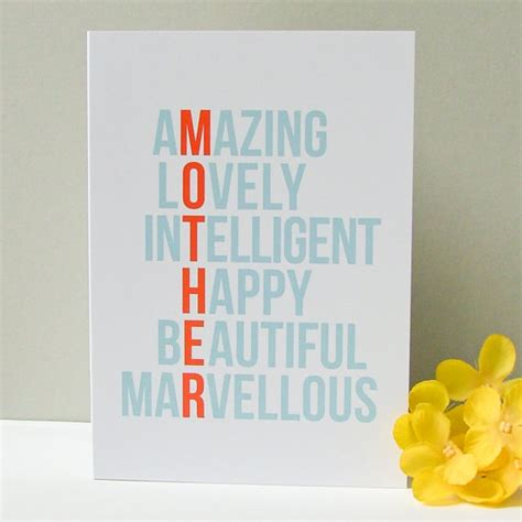 how to make a cool mothers day card running with a glue gun special sunday etsy picks